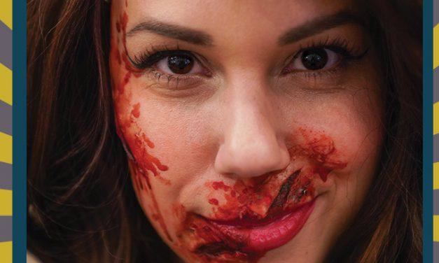 Vanessa Thompson – Woman in Horror Podcasting 2019