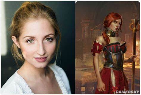 Sabrina from The Witcher – Therica Wilson-Read