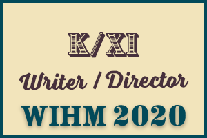 K / XI – Horror Writer – WIHM 2020