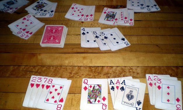 Aggravation Rummy – A Good Way to Make your Friends Mad!