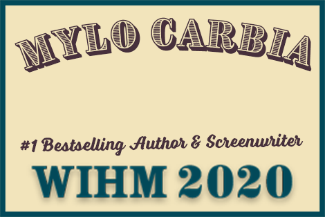Mylo Carbia – Author and Screenwriter – WIHM 2020