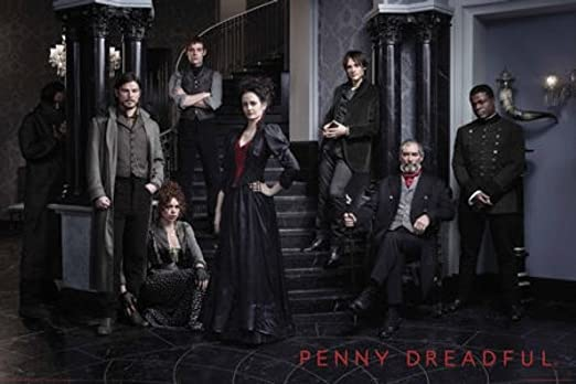 I am slow and just started Penny Dreadful