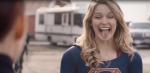 Melissa Benoist Tongue