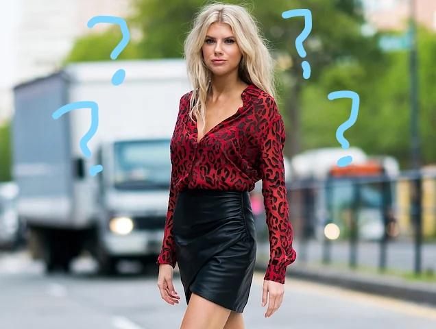 Charlotte McKinney is in a new movie….or is she?