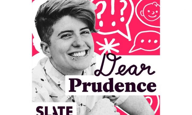 Hannah is on Dear Prudence!  Go Listen!