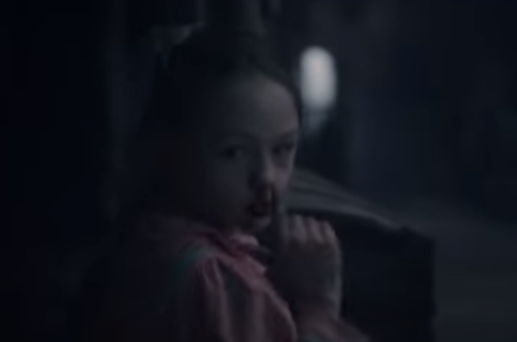 Shhhhhh! The Haunting of Bly Manor Teaser