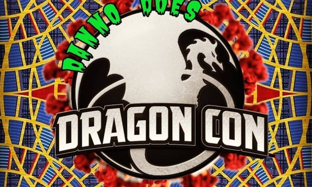 The Pros of an Online Con at Dragon Con 2020