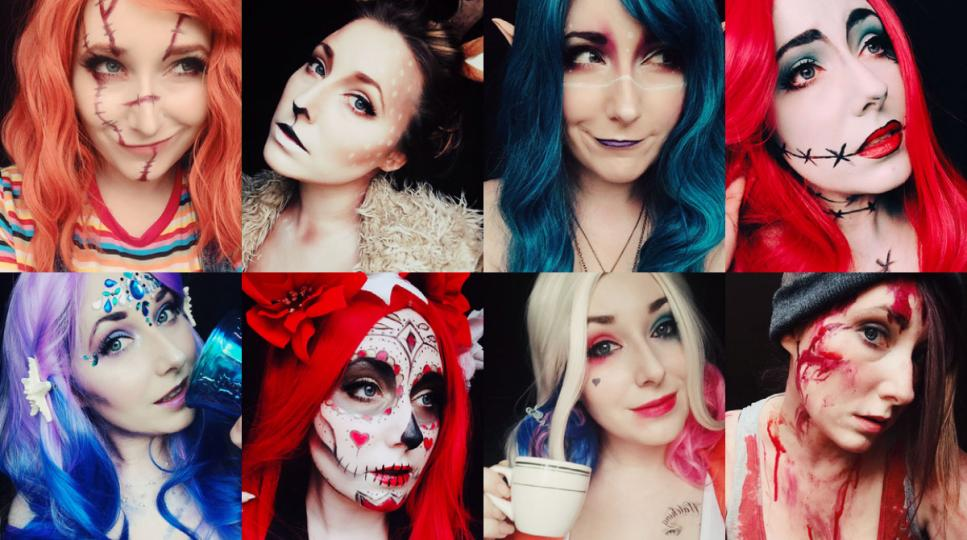 What I Learned From Cosplaying Every Day in October