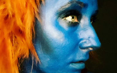The Failure of the Mystique Cosplay