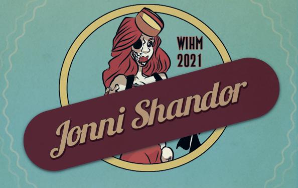 Jonni Shandor – Actor / Director / Writer – WIH 2021