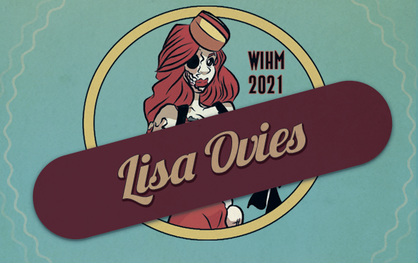 Lisa Ovies – WIH 2021